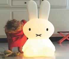Mr Maria miffy XL Lampe 80 cm hoch entdecken Sie hier