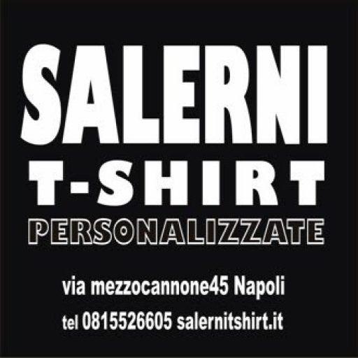 new style 8aff1 0a41f SALERNI – T-shirt Personalizzate a Napoli