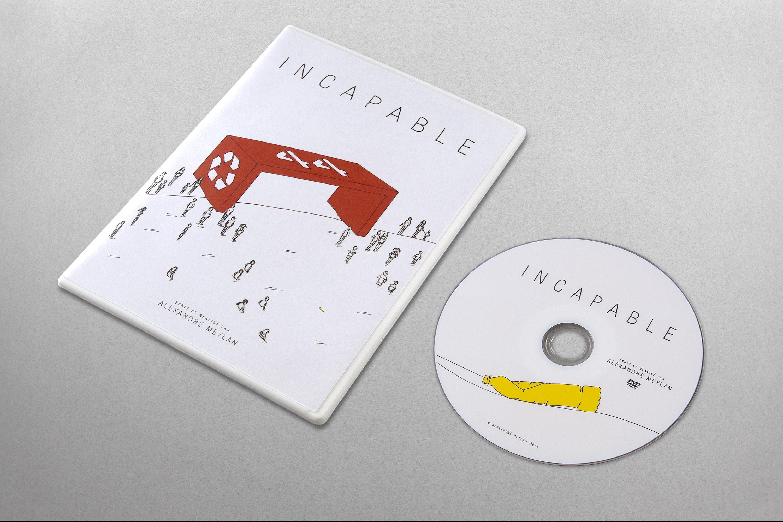 dvd jaquette incapable