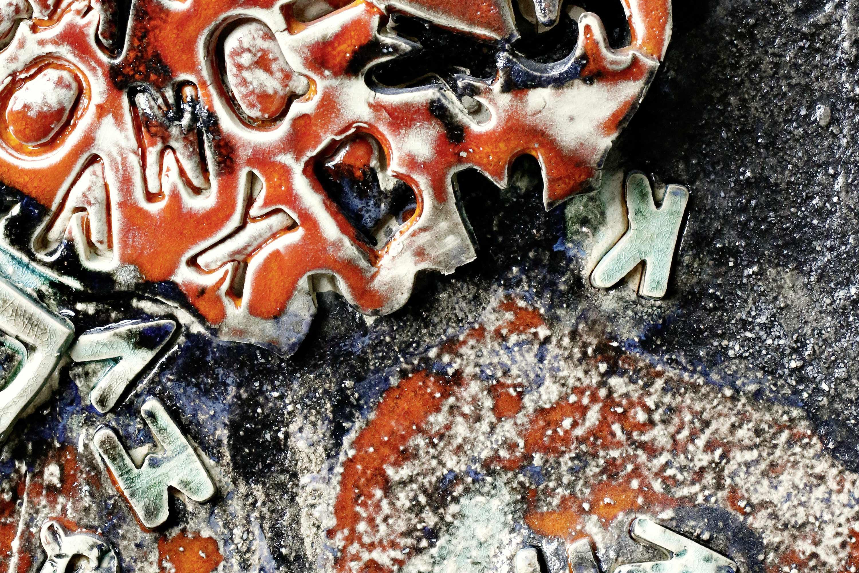 céramique type face close up 1