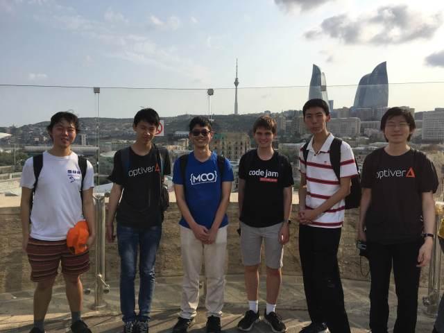 Roaming Baku