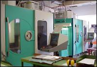 Deckel DMC 50V HSC-Milling