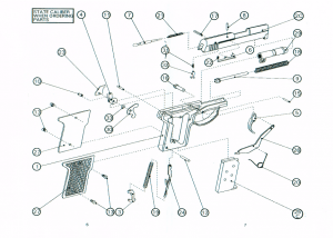 AMT Backup 38 Super Manual