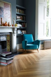 Honey Oak: Beautifully designed LVT flooring from the