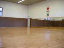Salle 1 du Dojo Valmy