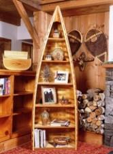 Canoe Bookcases