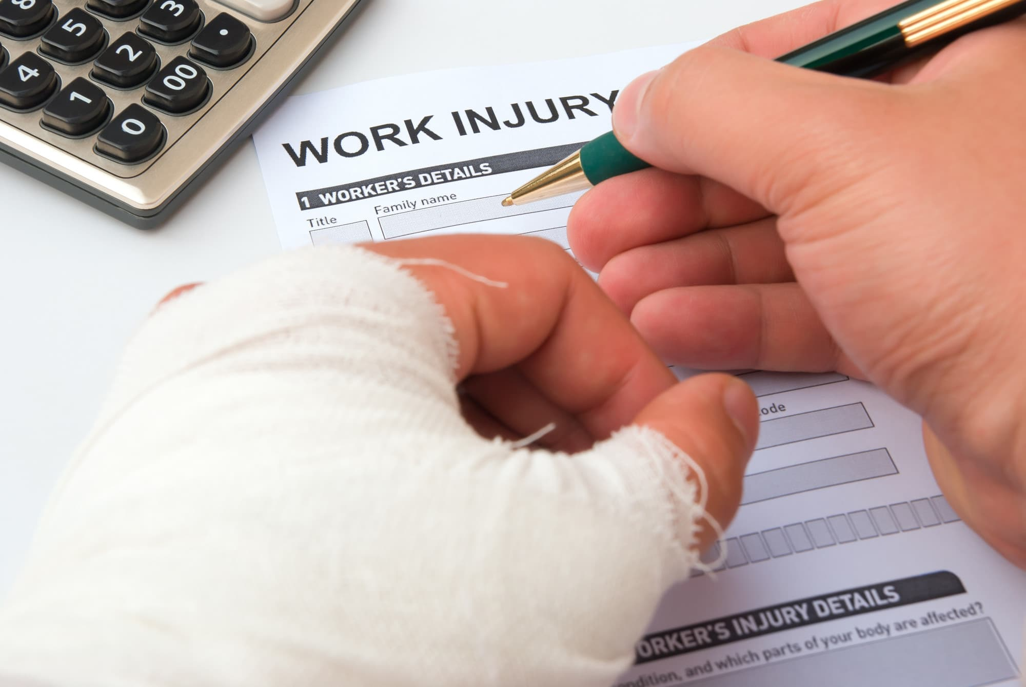 Can I Sue My Employer If I Suffer a Work Injury?