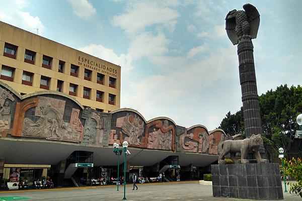 Centro Medico Nacional Siglo XXI Departamentos Amueblados