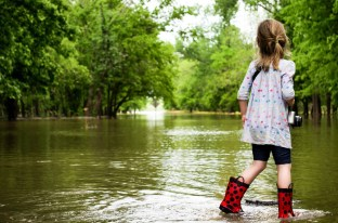 flooding ground