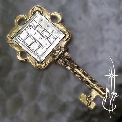 Lunar Key of Solomon