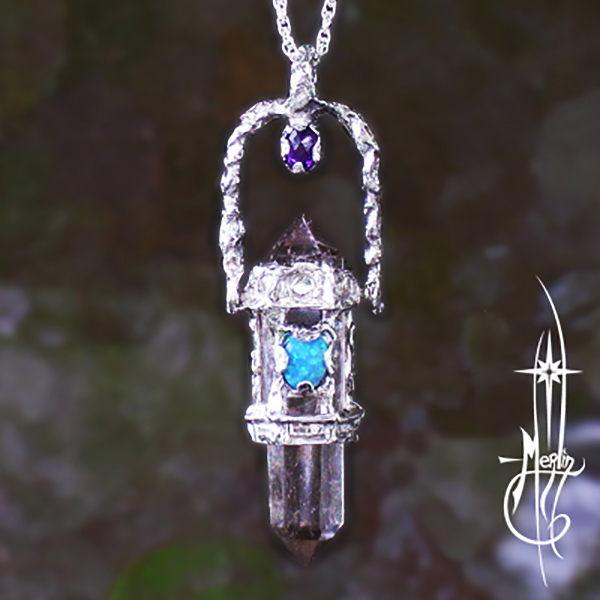 The Crystal Lantern