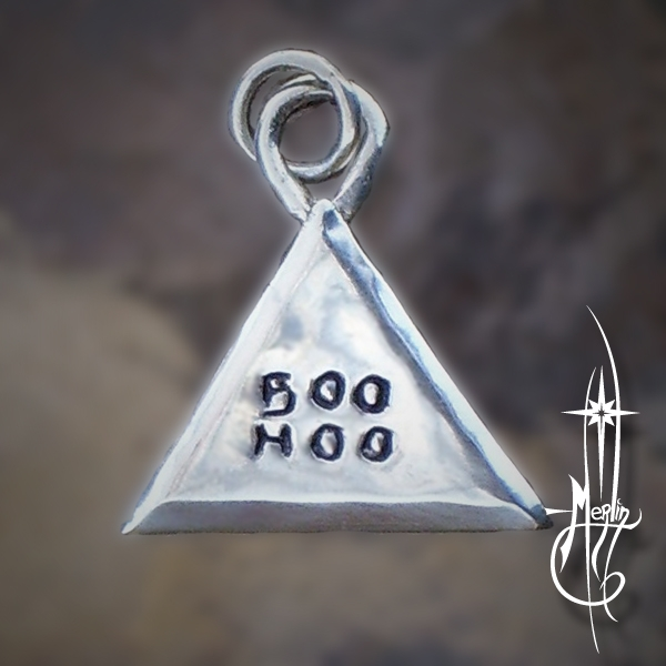 The Boo Hoo Amulet