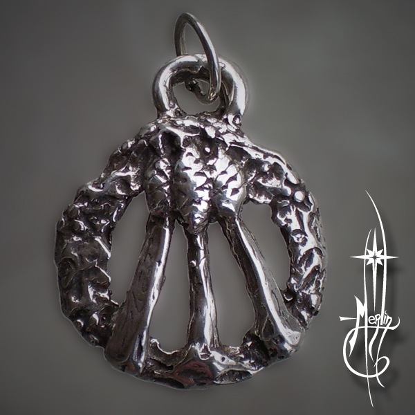 The Small Winter Awen Amulet