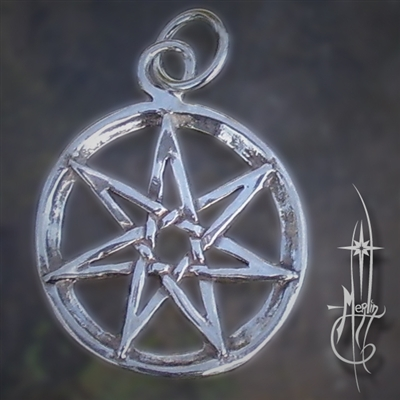 The Heptagram  Amulet