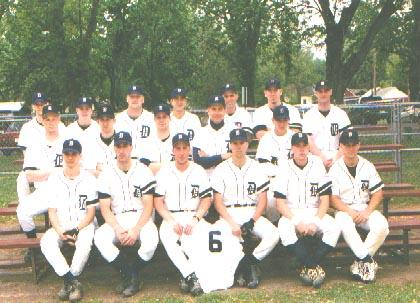 Saugerties Dutchmen Baseball Club