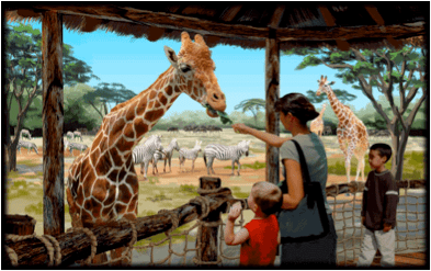 columbus zoo breaks ground on safari africa amusement today