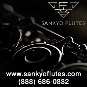 Sankyo Flutes