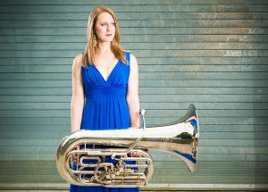 Carol Jantsch, Tuba Player