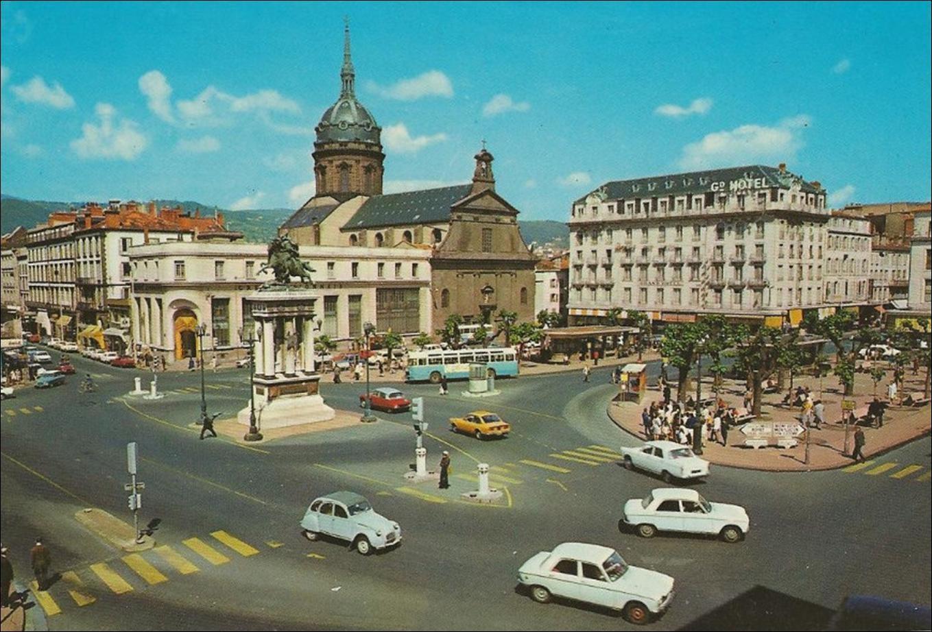 Clermont-Ferrand de 1880 à 1980 : qu'est-ce qui a changé ?