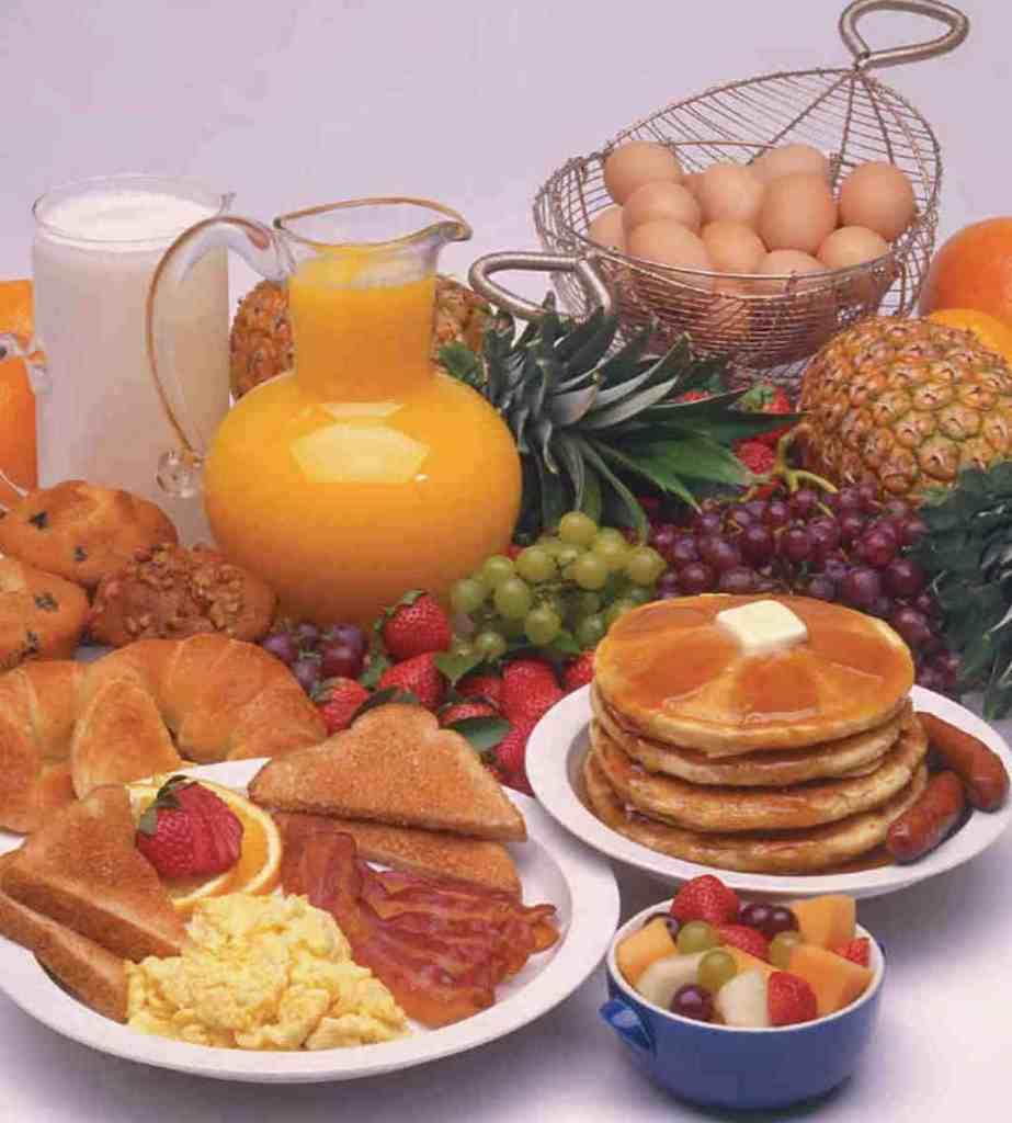 Musings: Breakfast for Dinner