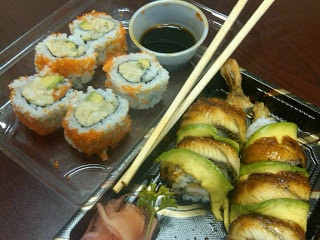 Out and About: Sushi King