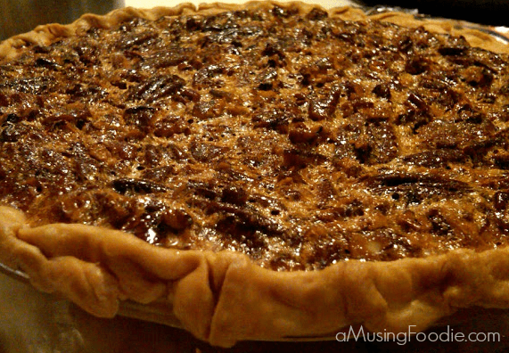 Pioneer Woman's Perfect Pecan Pie