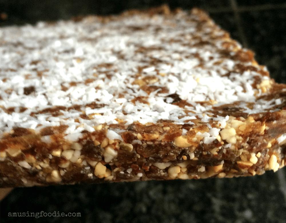 Homemade Snack Bars Recipe!