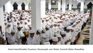 shalat-tarawih-di-pesantren-darunnajah-2  When I Was A Boarding School Student (Part 2) shalat tarawih di pesantren darunnajah 2