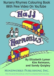 Hajj Harmonies Front Cover Updated  An Interview With Children's Author Elizabeth Lymer Hajj Harmonies Front Cover Updated