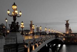 Alexander Bridge  The Most Fascinating Places In Paris Alexandre bridge paris france shutterstockcom