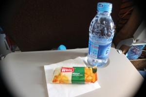 drink a lot of water  How To Survive A Long Flight drink a lot of water