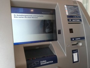 ATM machine can be used for cash withdrawal using credit card  5 Tips On Managing Your Credit Cards ATM Machine