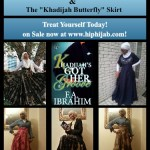 Butterfly Skirt and Book Promo  Interview With Muslimah Entrepreneur Of Hip Hijab Skirt and Book Promo