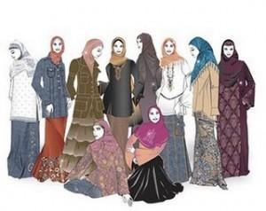 Hijab Stylish  The Concept and Art of Wearing Hijab islamfactsblogs