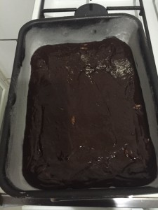 Step 6  Easy Brownies Recipe IMG 20150326 WA0096