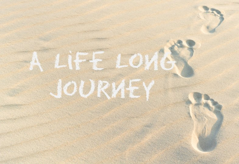 A Life Long Journey learning Learning- A Life Long Journey Customer journey1