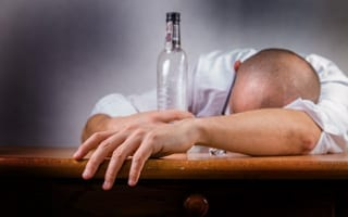 Impaired clearance of GABA in the amygdala may underpin many cases of alcohol addiction.