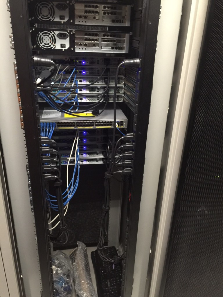 hight resolution of smb office mini data rack cabling