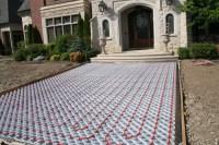 Driveway & Walkways: Outdoor Radiant Heating Panels | Amvic