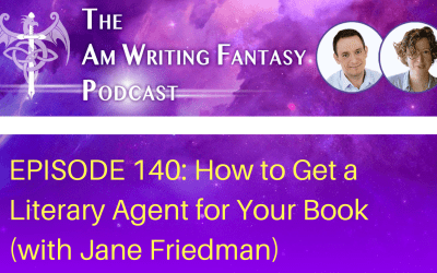 How to Get a Literary Agent for Your Book (with Jane Friedman)