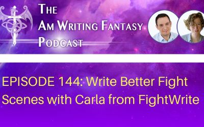 Write Better Fight Scenes with Carla from FightWrite
