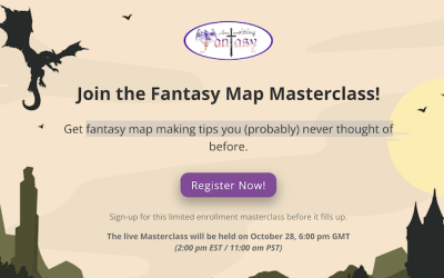 Fantasy Map Making Tips You (Probably) Never Thought Of