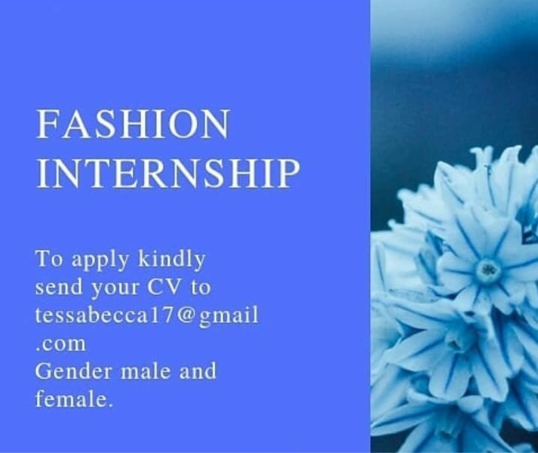 Apply For Fashion Internship Amx