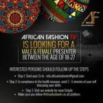 African fashion TV