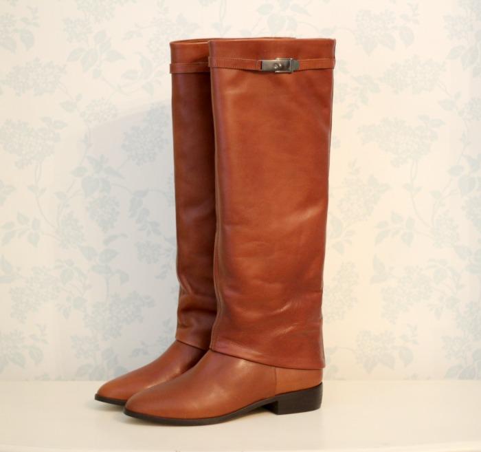 3b998c138e5f2 Zara Riding Boots - Amy Antoinette