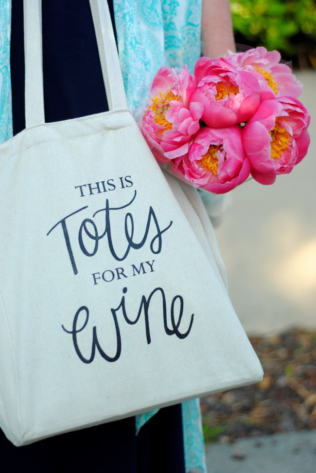 Totes for my Wine - amybethcampbell.com