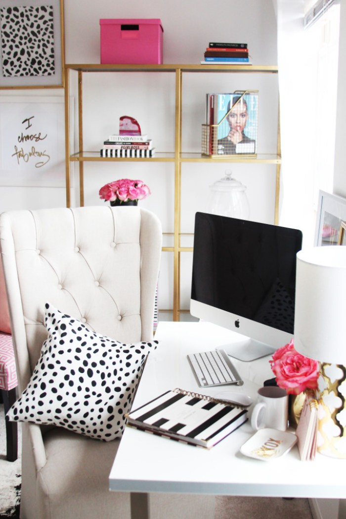 Home Office #goals - amybethcampbell.com