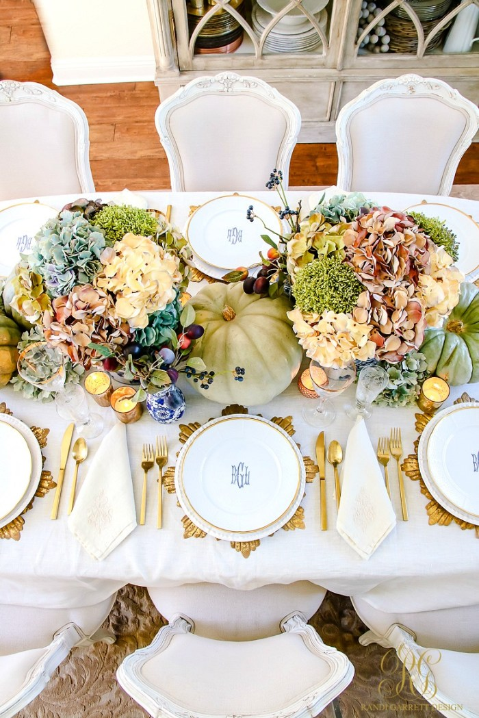 Thanksgiving Tablescape Inspo - amybethcampbell.com