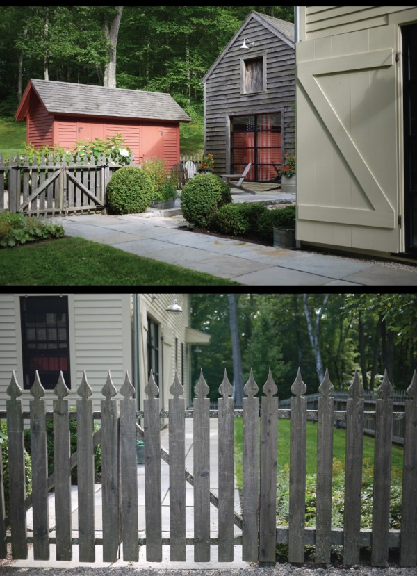 Country Homes with Fences