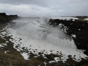 "Gullfoss, or ""Golden Falls"""